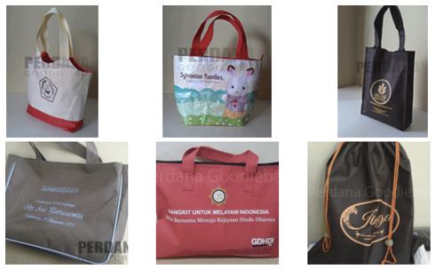 Konveksi Goodie Bag di Bali